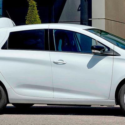 Renault Zoe Van: la nuova frontiera del carico con zero emissioni