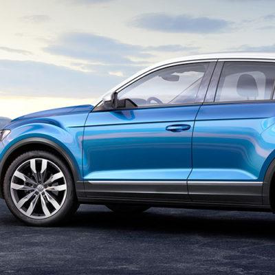 Volkswagen, la compattezza del Crossover a ritmo di T-Roc