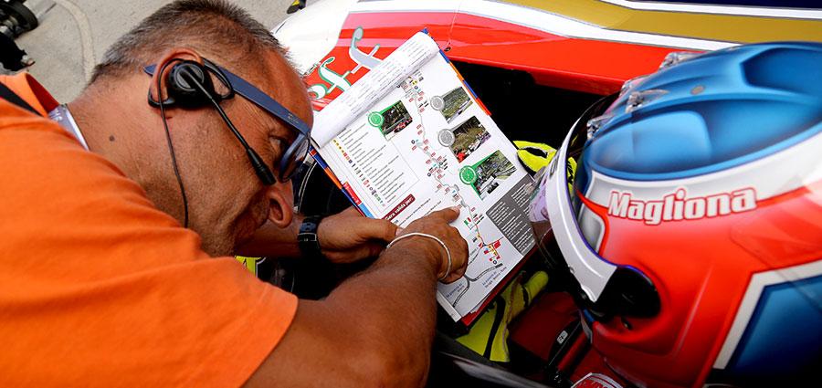Terza posizione per Omar Magliona con la Norma M20 FC Zytek (Foto Claudio Ricciotti)