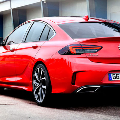 Opel Insignia GSi, dedicata a chi ama le auto speciali