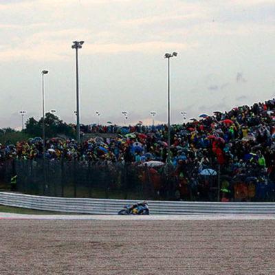 Moto GP, a Misano Marquez eguaglia Dovizioso