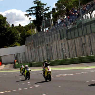 Campionato Italiano MiniGP, chiusura in bellezza a Vallelunga