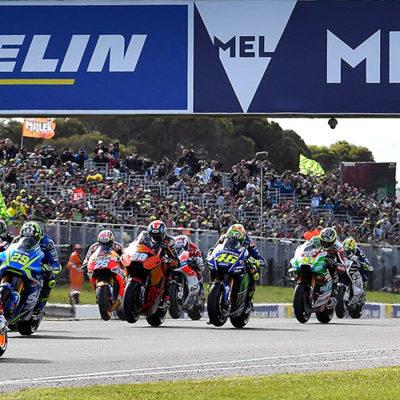 Moto GP, in Australia Marquez allunga verso il titolo