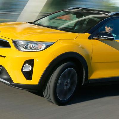 Nuova Kia Stonic, l'Urban Crossover con le note di colore