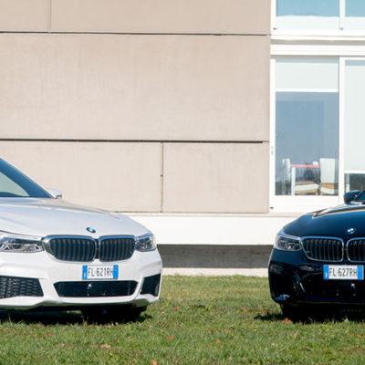 BMW Serie 6 Gran Turismo, si fa subito in cinque