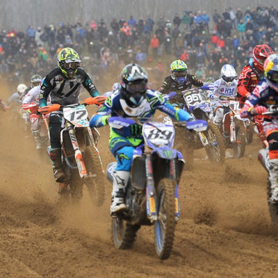 Top riders pronti allo start degli Internazionali d'Italia Motocross