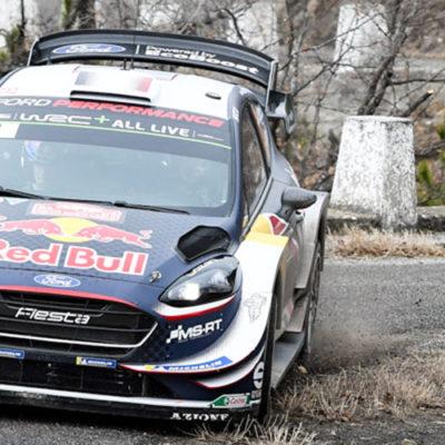 Rally Monte-Carlo, Ford Fiesta WRC per la cinquina di Ogier