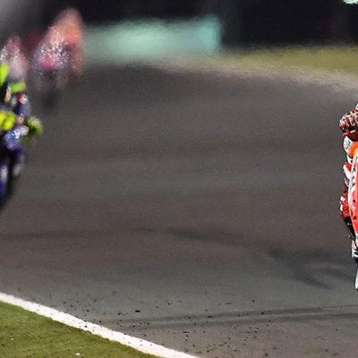 MotoGP, a Losail partenza sprint per Dovizioso e Ducati