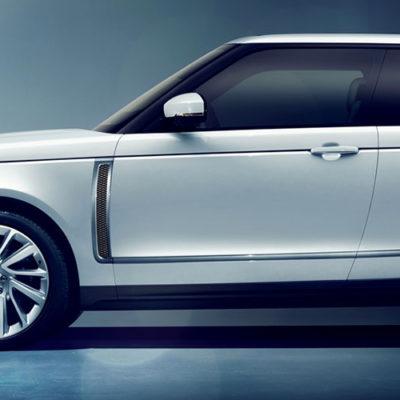 Range Rover SV Coupé, il SUV di lusso oltre ogni limite