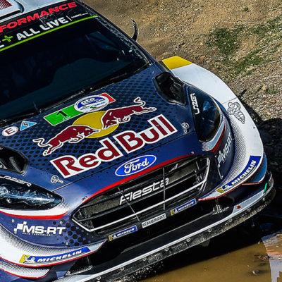 Rally del Messico, tra gli errori è Fiesta per Ogier