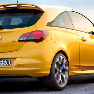 Nuova Opel Corsa GSi, compatta dall'anima sportiva