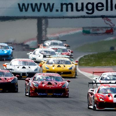 Ferrari Challenge Europa, emozioni in un giorno di festa