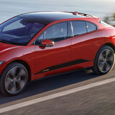 Jaguar I-Pace, così il SUV del Giaguaro si fa elettrico
