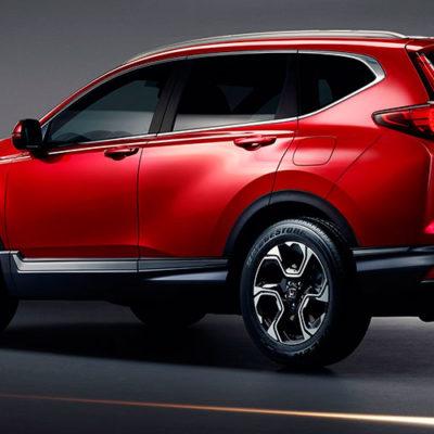 Honda CR-V, completamente rinnovata prende il via da Ginevra