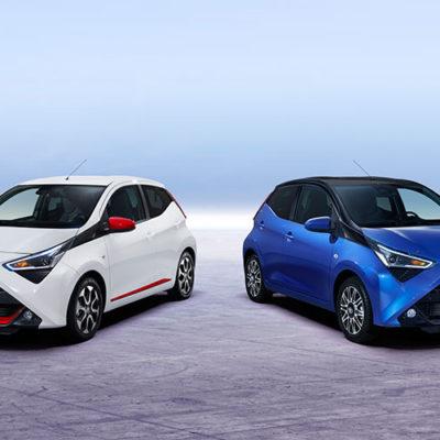 Toyota rinnova la piccola Aygo e sfoggia il futuro dell'auto
