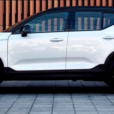 La nuova Volvo XC40 eletta Auto dell'Anno 2018