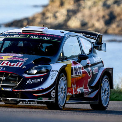 WRC: anche al Tour de Corse vige la legge di Ogier