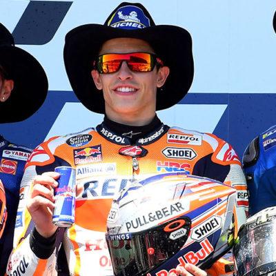 MotoGP, riscatto Marquez ad Austin
