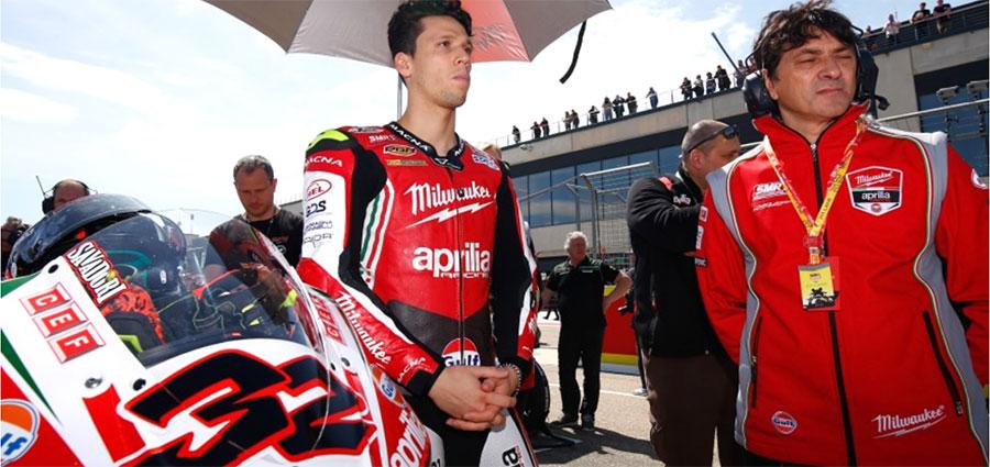 Dopo la sfortuna del sabato, Lorenzo Savadori chiude nella top ten la gara della domenica