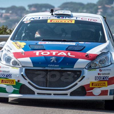 CIR, al Rally Elba vittoria ed allungo per Andreucci