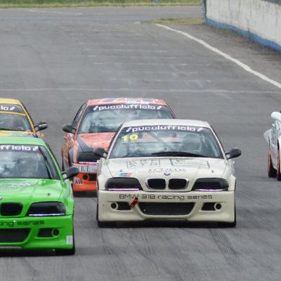 La velocità di Magione parte con BMW 318 Racing Series