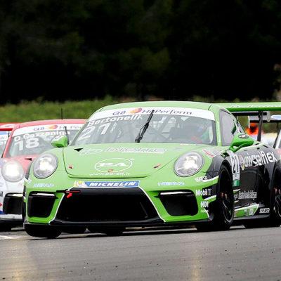 Porsche Carrera Cup, Rovera fulmine in Francia