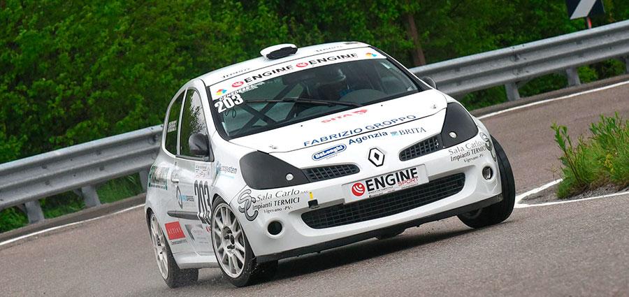 Ivano Cenedese (Renault New Clio)