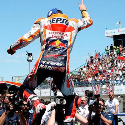 MotoGP, a Jerez disastro Ducati e Crutchlow, Marquez allunga