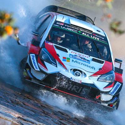 Rally di Argentina, scatta l'ora di Ott Tanak e Toyota Yaris WRC