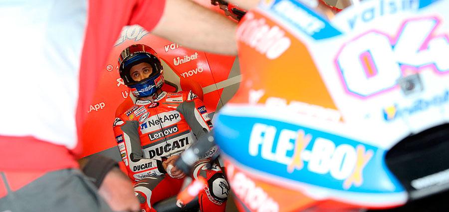 Andrea Dovizioso (Foto Cavalleri-Betti)