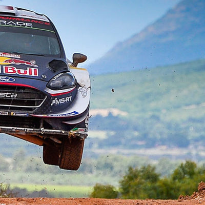 WRC, al Rally Italia Sardegna Ogier e Neuville alla resa dei conti