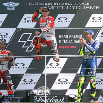MotoGP, riscatto di Lorenzo al Mugello e la Ducati vola