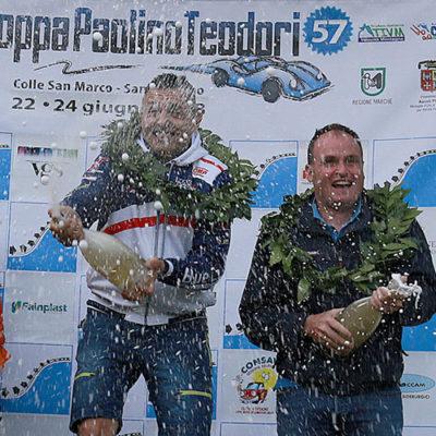 CIVM, ad Ascoli Coppa Paolino Teodori traboccante per Merli