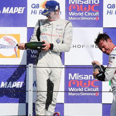 Porsche Carrera Cup, Rovera re nella bagarre a Misano