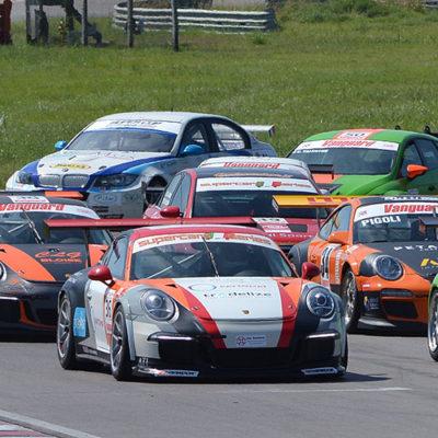 Magione, emozioni con Super Cup, Entry Cup e BMW 318
