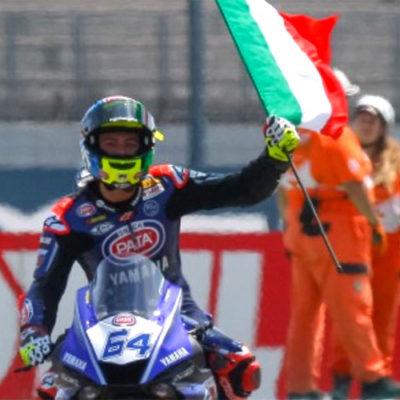 WSSP, trionfo italiano a Misano Adriatico