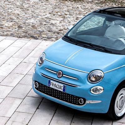 500 Spiaggina, Fiat e Garage Italia reinterpretano un'icona
