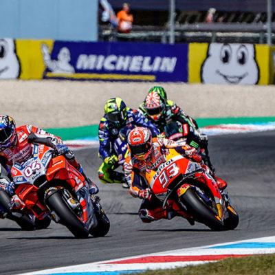 MotoGP, ad Assen Marquez torna alla vittoria