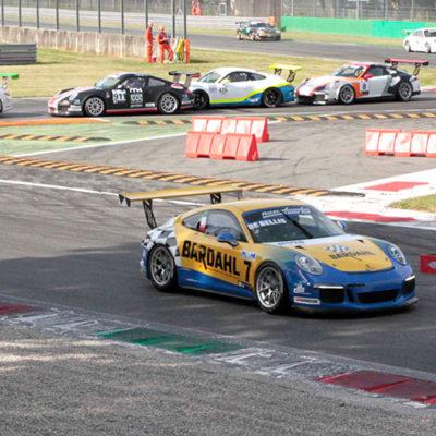 Novecentoundici Race Cup a Monza con De Bellis e Sapino