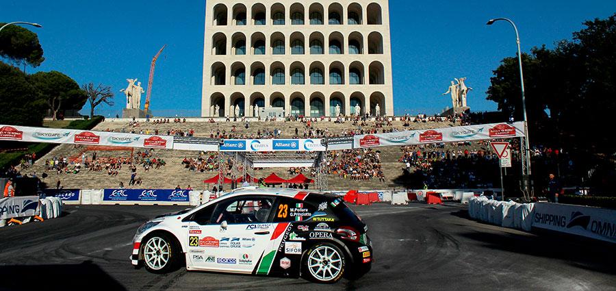 Terza posizione per il siciliano Marco Pollara con la Peugeot 208 T16 R5