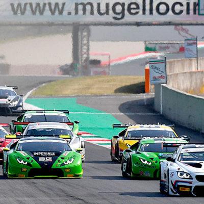 Italiano GT, al Mugello esordio Bentley con vittorie BMW e Ferrari