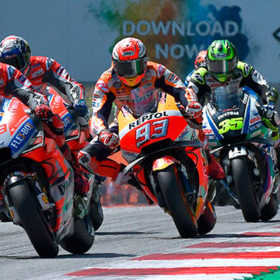 MotoGP, in Austria big Ducati e Lorenzo strepitoso