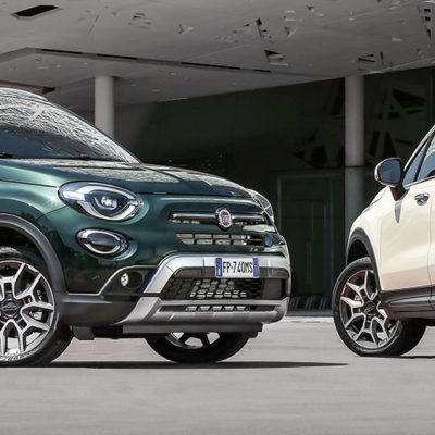 Fiat 500X il crossover italiano cambia pelle