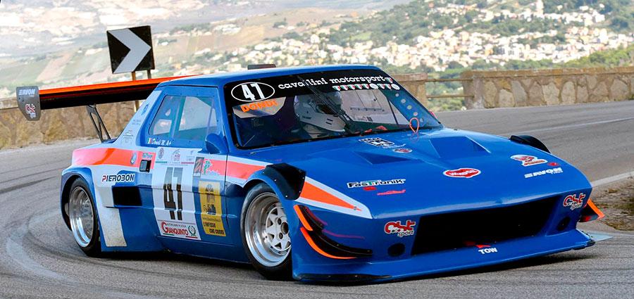 Manuel Dondi si aggiudica il titolo E2 Silhouette con due gare d'anticipo