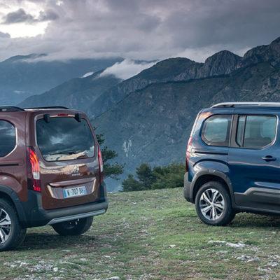 Peugeot Rifter la nuova sfida multispazio