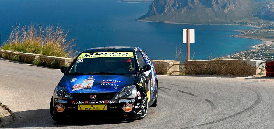 Alloro di classe RS per il calabrese Claudio Gullo con la Honda Civic Type-R