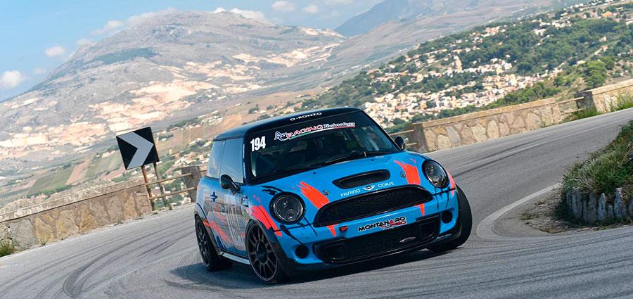 Successo nelle Racing Start di Oronzo Montanaro con la Mini John Cooper Works