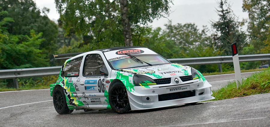 Daniele Pelorosso (Renault Clio Rs Proto)