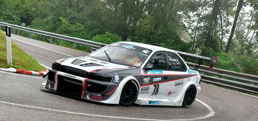 Mauro Soretti (Subaru Impreza)
