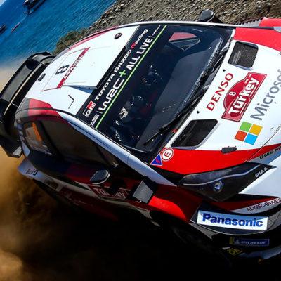 WRC, al Rally di Turchia colpo grosso di Tanak